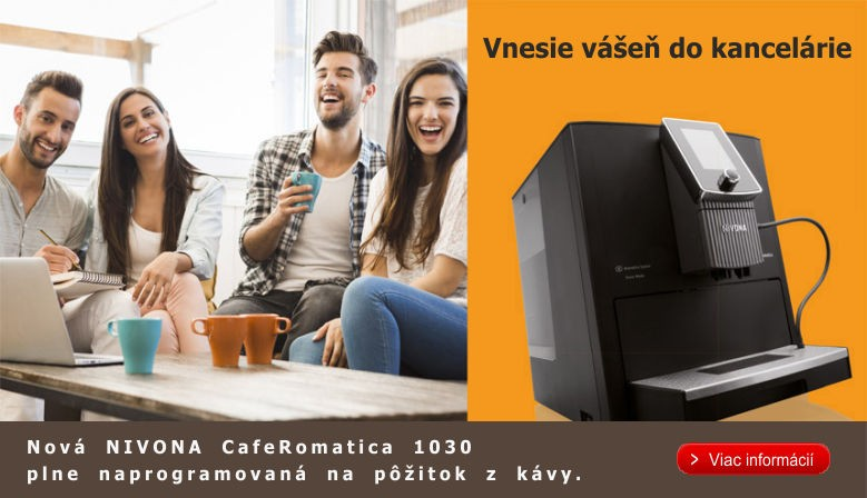 NIVONA CafeRomantica 1030
